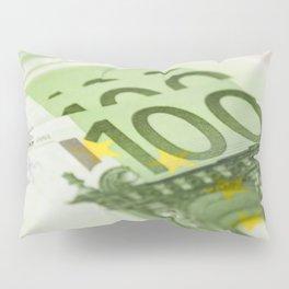 100 euro banknotes Pillow Sham