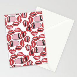 Mouthy Stationery Cards