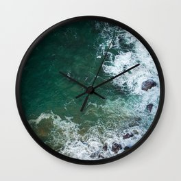Cliff 5 Wall Clock
