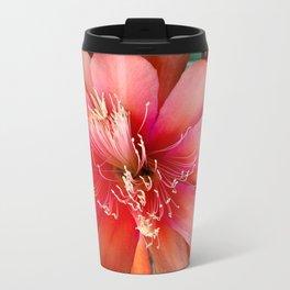 Flamingo Floaty Travel Mug