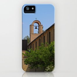 Lourdes University  in the Spring III iPhone Case