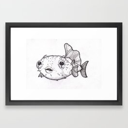 Pez II Framed Art Print