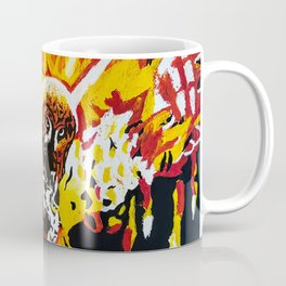 Phoenix Owl Coffee Mug