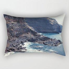 Wild Coast - La Palma - Canary Islands Rectangular Pillow
