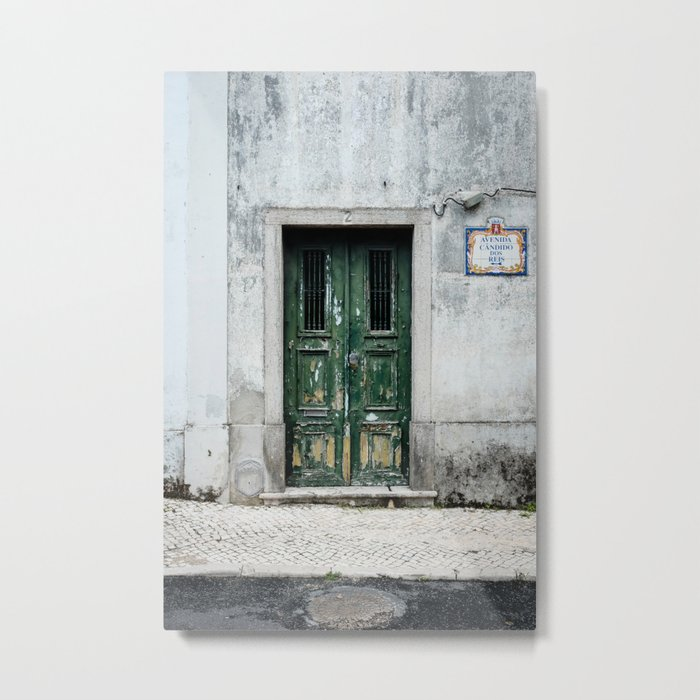 Door No 2 Metal Print