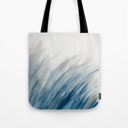 Blue Grass III Tote Bag