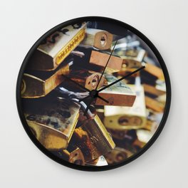 Find the key Wall Clock