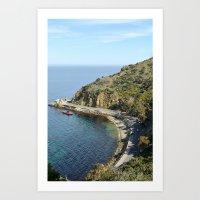 Photography - Catalina Island Art Print