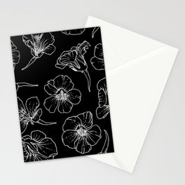 Nasturtiums Stationery Cards