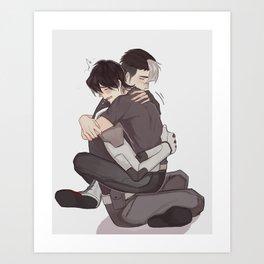 SHIRO!! Art Print