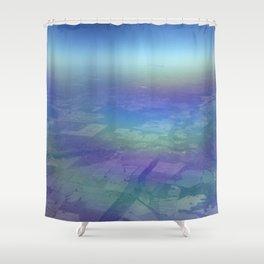 Rainbow View 1 Shower Curtain