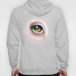 Rainbow Eye - Cry for Me Hoody