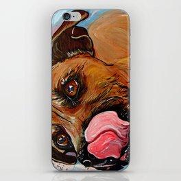 Pit Bull iPhone Skin