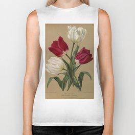 Arendsen, Arentine H. (1836-1915) - Haarlem's Flora 1872 - Single Early Tulips 2 Biker Tank