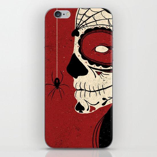 Viuda Negra  iPhone & iPod Skin