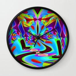 pzzzaz Wall Clock