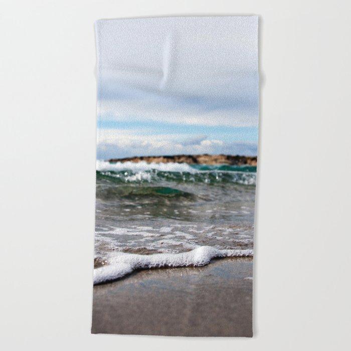 Secrets Beach Towel