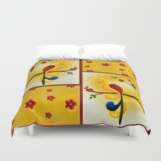 Relax Little Bird Duvet Cover