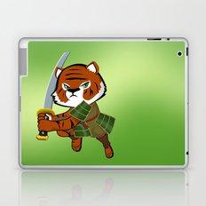 Samurai Tiger Laptop & iPad Skin