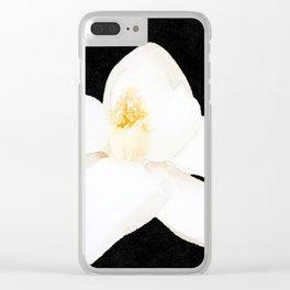 aprilshowers-116 Clear iPhone Case