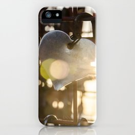 Unchain my Heart iPhone Case