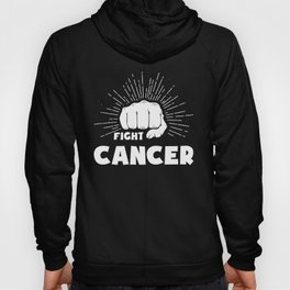 Fight Cancer Hoody