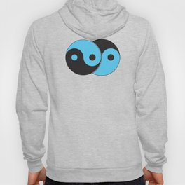 Reflections of Yin and Yang Hoody