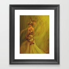 wildwoods Framed Art Print