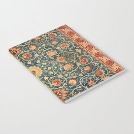 Holland Park William Morris Notebook