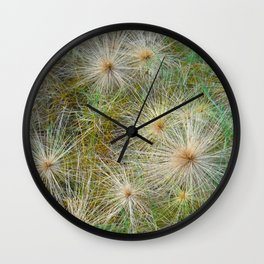 Fields of Ouch 2 Wall Clock