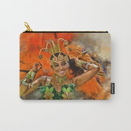 Carnival Queen Carry-All Pouch