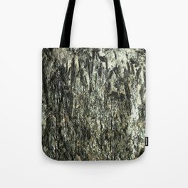 Green Fiber Tote Bag