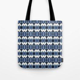 ORNATE SHIBORI Tote Bag