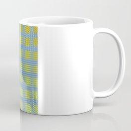 Pointed Pattern Coffee Mug