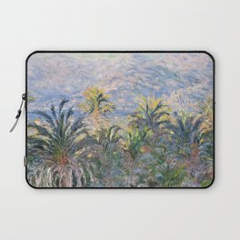 Monet and palms Laptop Sleeve
