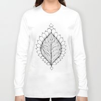 morocco Long Sleeve T-shirts featuring Morocco Ornaments by Chris Pioli