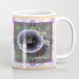 MANDALA OF PLACE AND ECONOMY Coffee Mug