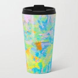 Scratches Metal Travel Mug
