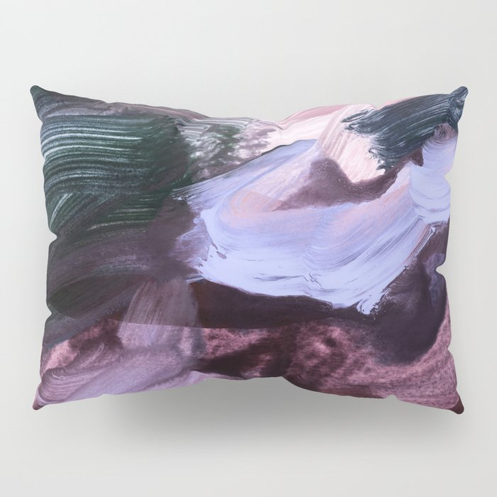 abstract painting VII Pillow Sham