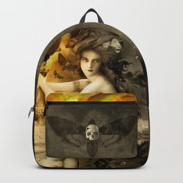 The Blessed Temperance, Gold Backpack