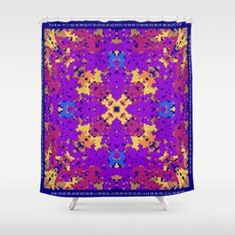 """Spring"" series #6 Shower Curtain"