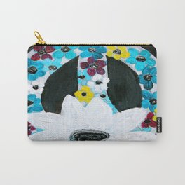 FLOWER PEACE Carry-All Pouch
