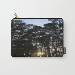 Translucent  Carry-All Pouch