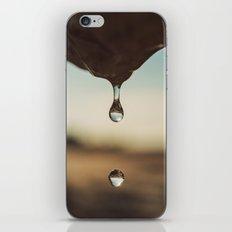 Drop of Spring iPhone & iPod Skin