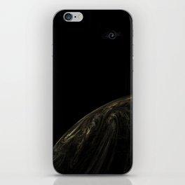 Quarter Bubble iPhone Skin