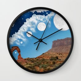 Out of this world Wall Clock