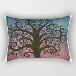 Tree of Dreams Rectangular Pillow