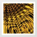 Liquidelica | Orange+Black by webgrrl