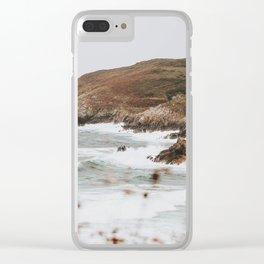 summer coast xxi Clear iPhone Case