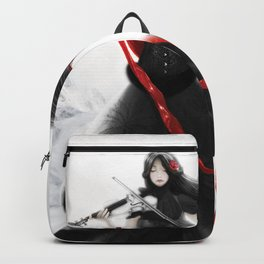 Playing the Violin Backpack